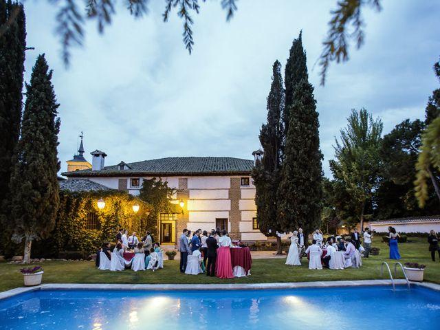 La boda de Isaac y Sara en Torrejon De Velasco, Madrid 26