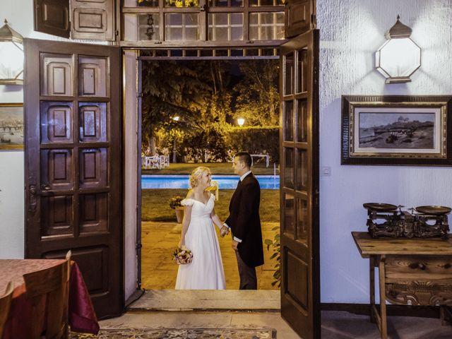 La boda de Isaac y Sara en Torrejon De Velasco, Madrid 27