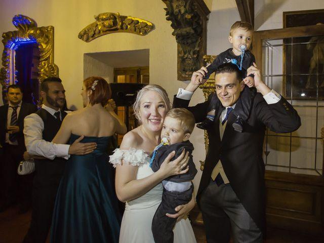 La boda de Isaac y Sara en Torrejon De Velasco, Madrid 29