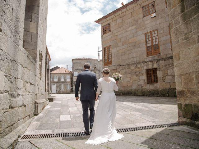 La boda de Diego y Marta en Ribadumia, Pontevedra 10