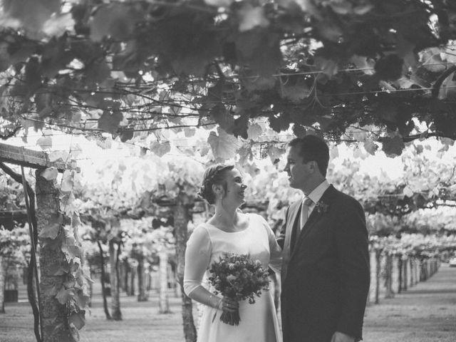 La boda de Diego y Marta en Ribadumia, Pontevedra 13