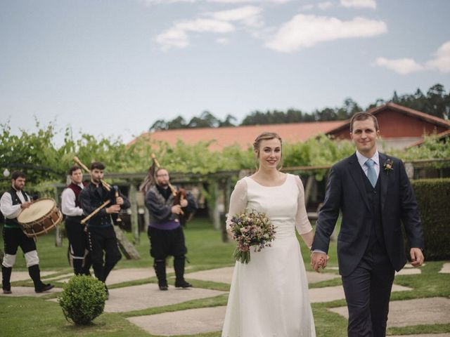 La boda de Diego y Marta en Ribadumia, Pontevedra 21