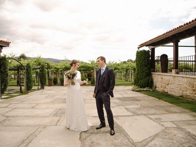 La boda de Diego y Marta en Ribadumia, Pontevedra 22