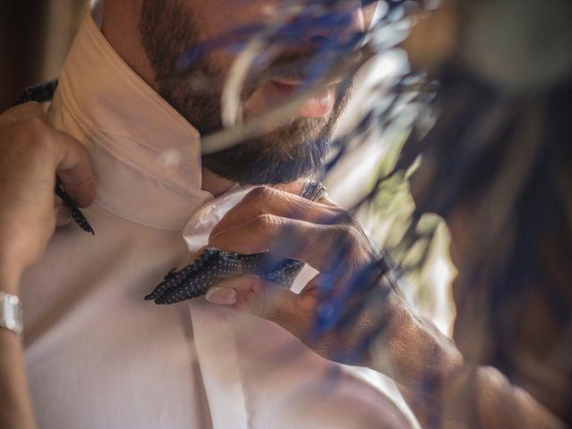 La boda de Luis y Iga en Mangiron, Madrid 8