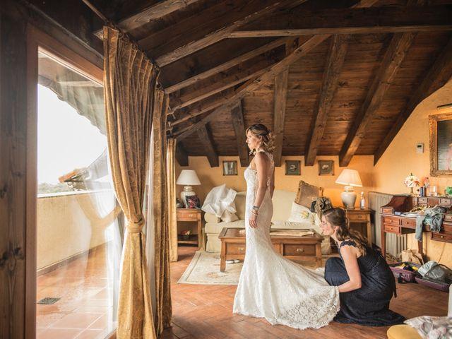 La boda de Luis y Iga en Mangiron, Madrid 16