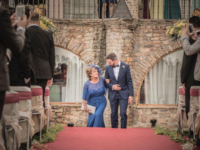 La boda de Luis y Iga en Mangiron, Madrid 22