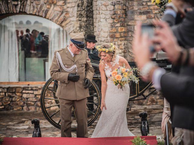 La boda de Luis y Iga en Mangiron, Madrid 29