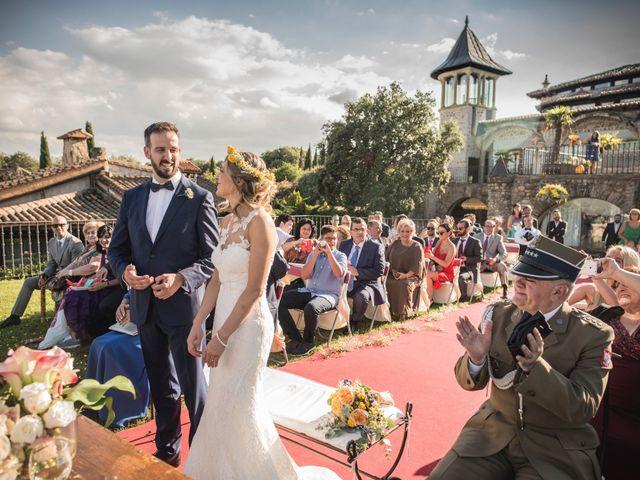 La boda de Luis y Iga en Mangiron, Madrid 32