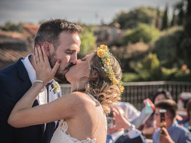 La boda de Luis y Iga en Mangiron, Madrid 33