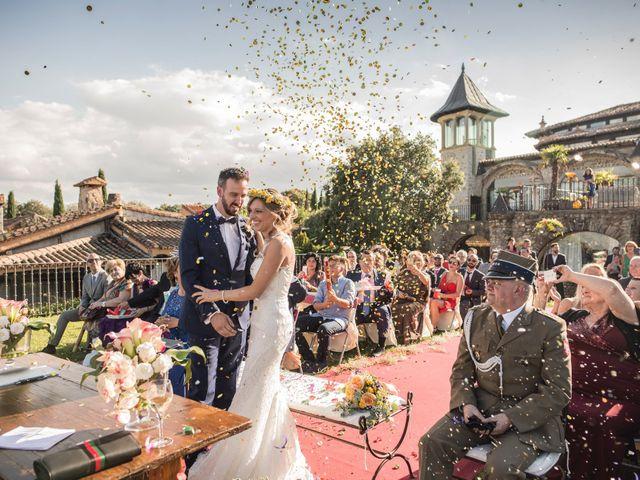 La boda de Luis y Iga en Mangiron, Madrid 34