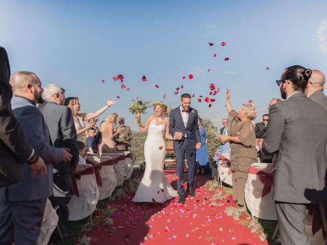 La boda de Luis y Iga en Mangiron, Madrid 35