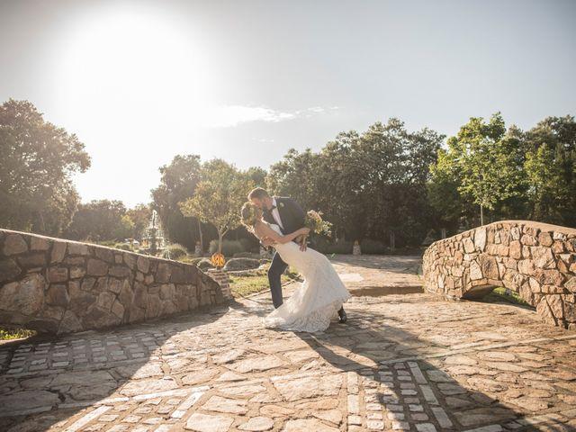 La boda de Luis y Iga en Mangiron, Madrid 36
