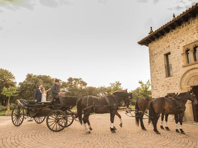 La boda de Luis y Iga en Mangiron, Madrid 39