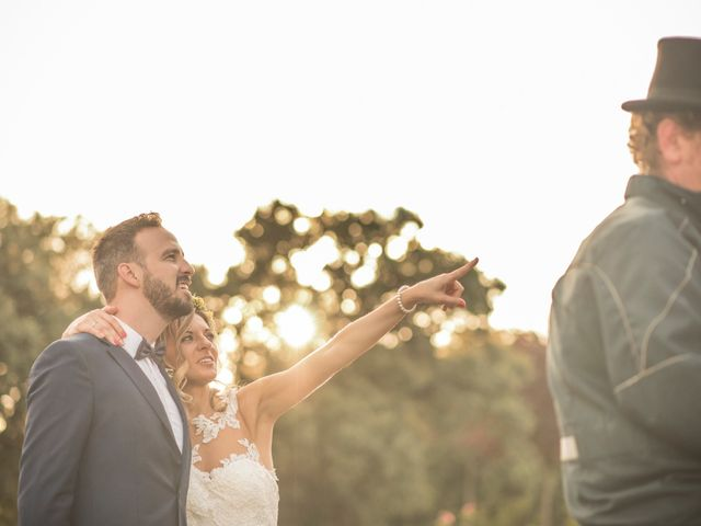 La boda de Luis y Iga en Mangiron, Madrid 40