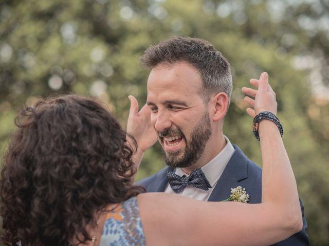 La boda de Luis y Iga en Mangiron, Madrid 42