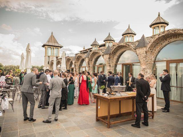 La boda de Luis y Iga en Mangiron, Madrid 44