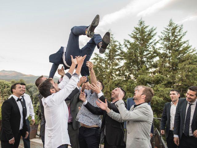 La boda de Luis y Iga en Mangiron, Madrid 45