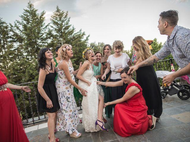 La boda de Luis y Iga en Mangiron, Madrid 46