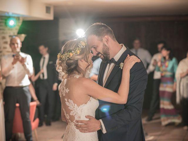 La boda de Luis y Iga en Mangiron, Madrid 47
