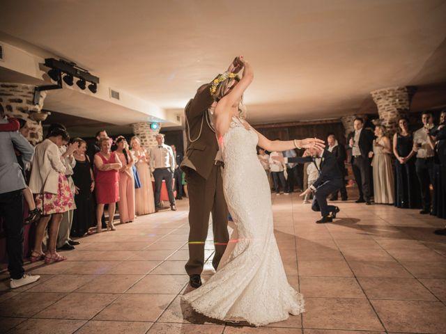 La boda de Luis y Iga en Mangiron, Madrid 48