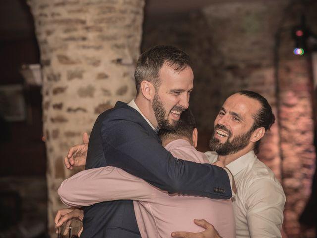 La boda de Luis y Iga en Mangiron, Madrid 50