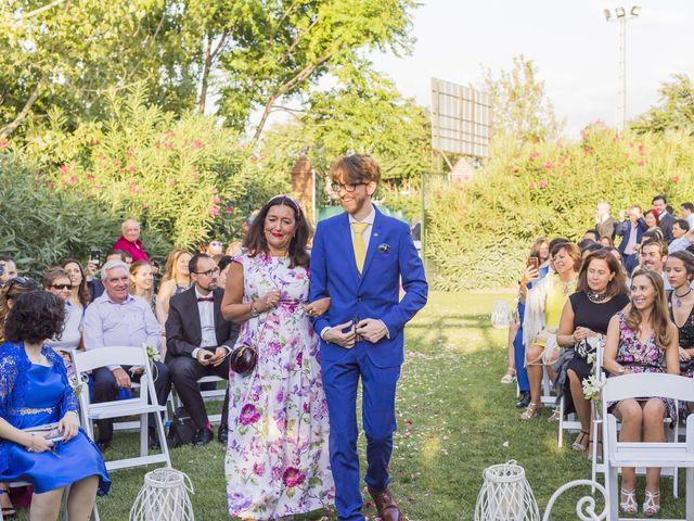 La boda de Pablo y Ana  en Otura, Granada 18