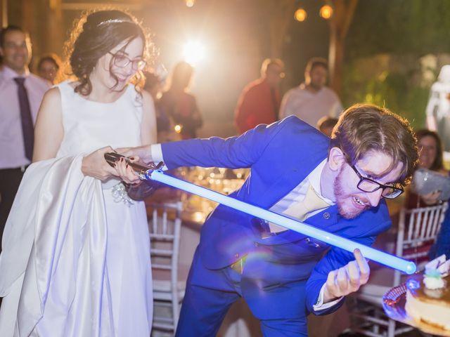 La boda de Pablo y Ana  en Otura, Granada 33