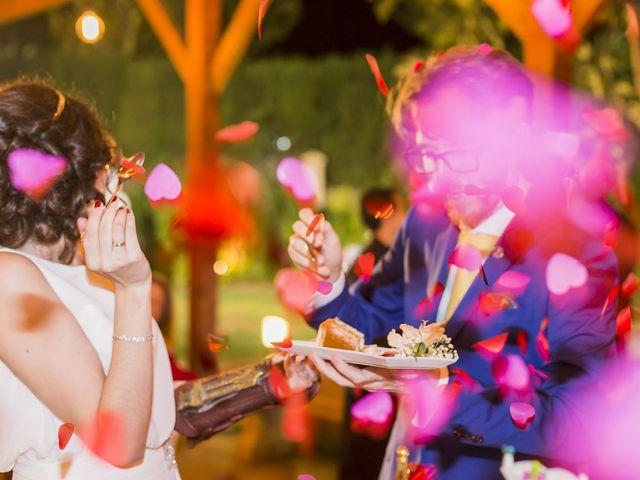 La boda de Pablo y Ana  en Otura, Granada 34