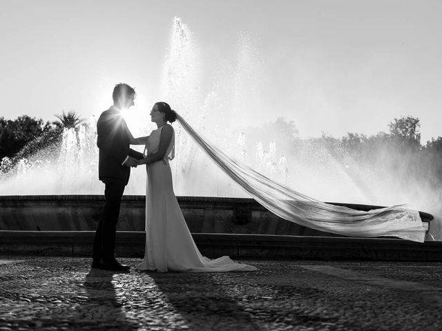 La boda de Pablo y Ana  en Otura, Granada 41