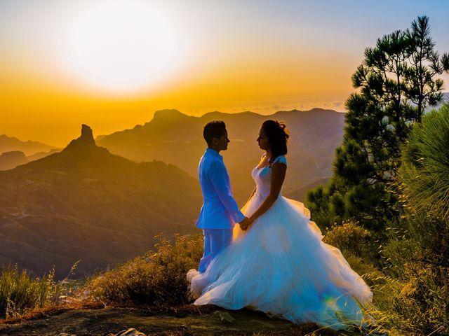 La boda de Pamela y Arahuca