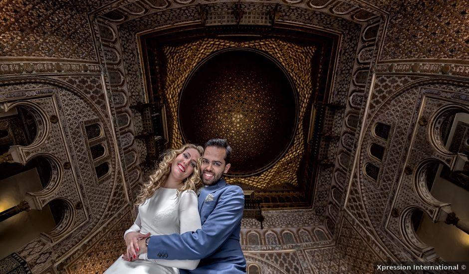 La boda de Enrique y Miriam en Granada, Granada