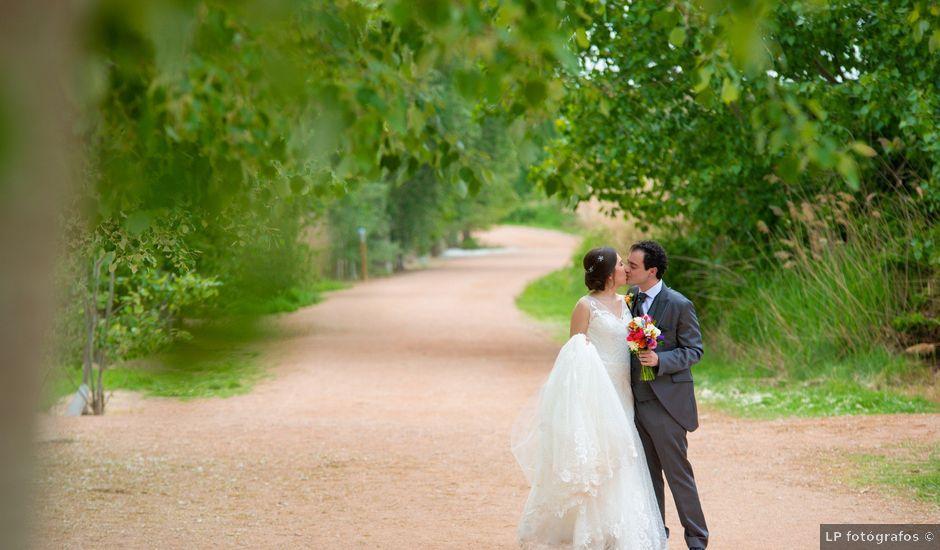 La boda de David y Núria en Mollerussa, Lleida