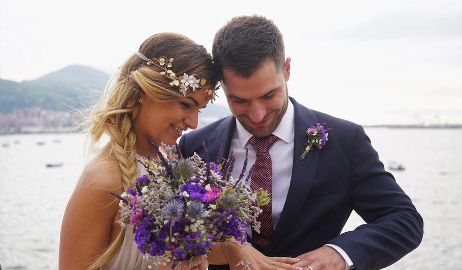 La boda de Iñigo  y Susana  en Andra Mari-Getxo, Vizcaya