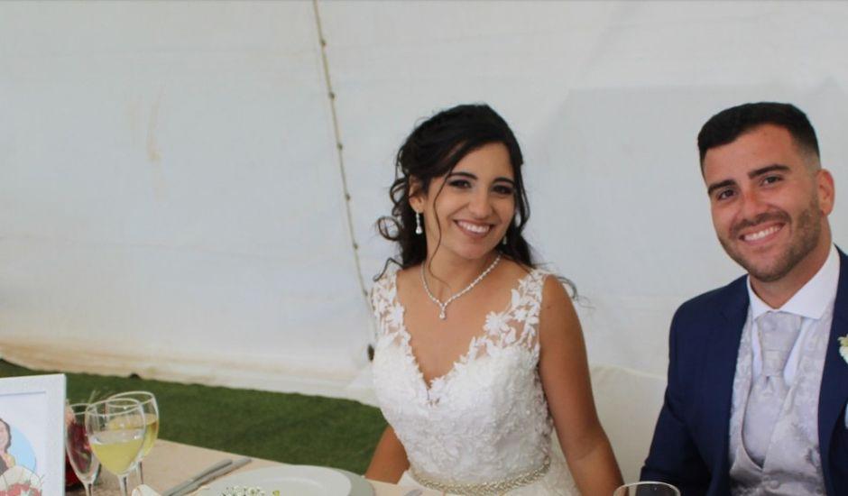 La boda de Josué y Abigail en Tafira Baja, Las Palmas
