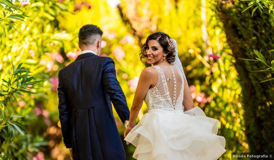 La boda de Carlos y Tamara en Toledo, Toledo