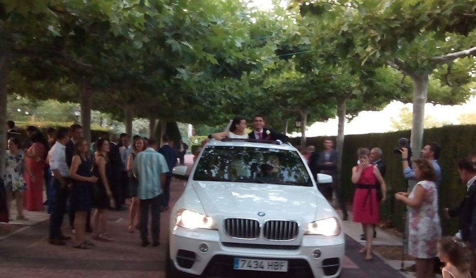 La boda de Sylvain y Patricia en Ciudad Real, Ciudad Real