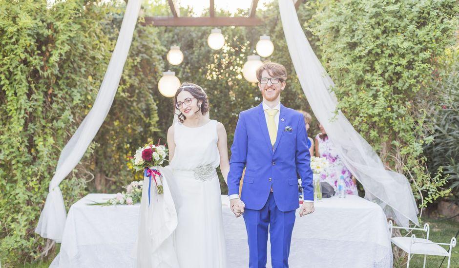 La boda de Pablo y Ana  en Otura, Granada