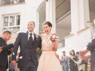 La boda de Lisi y Xavi