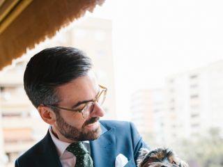 La boda de Isabel y Cristian 3