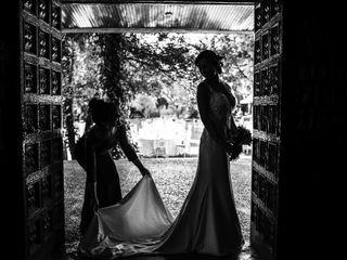 La boda de Verónica y Sergio 1