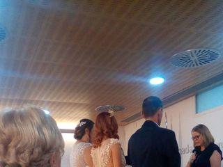 La boda de Sara María González Ruiz y María Moscoso Quintanilla 2
