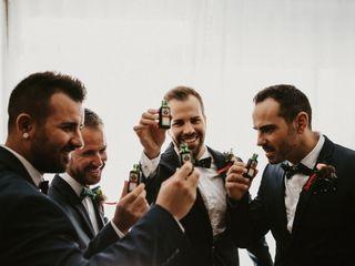 La boda de Mirim y Victor  2