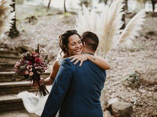 La boda de Mirim y Victor