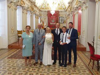La boda de Maria Sonia y Jose Angel 3