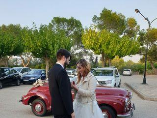 La boda de Nuri y Tomy 1