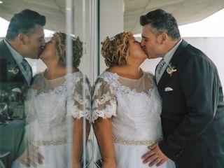 La boda de Rosana y Marco 1