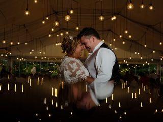 La boda de Rosana y Marco