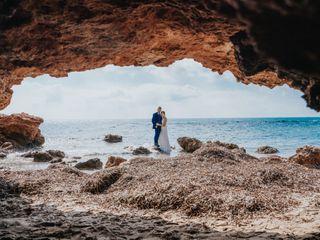 La boda de Pedro y Pilar