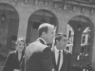 La boda de Silvia y Cástor 1