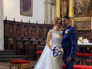 La boda de Mairoby y Merlín